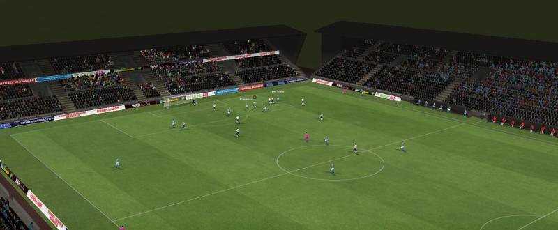 The brand-spanking new Leonarduzzi Arena
