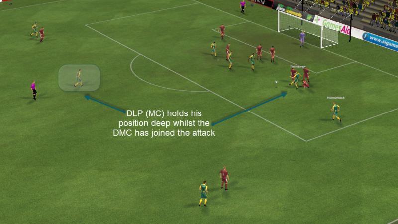 DMC attack
