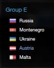 Euro 16 qual group